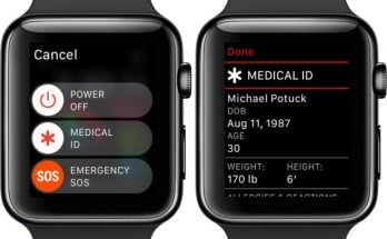 apple watch medical alert bracelet