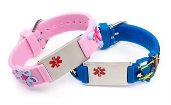Medical Alert Bracelet For Kids